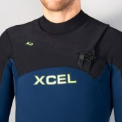 Xcel Mens 3mm Infiniti Comp (Ink Blue) Wetsuit