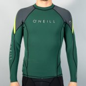 O'Neill S15 Mens Hyperfreak 1.5mm Long Sleeve Crew