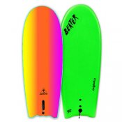 Catch Surf Beater 54 Finless (Lime)