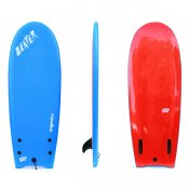 Catch Surf Beater Twin Fin (Blue/Red)
