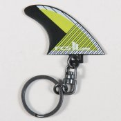 Fcs II Metal Fin Key Ring (Carver)