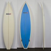 BatonR Shortboard (Blue Bottom)